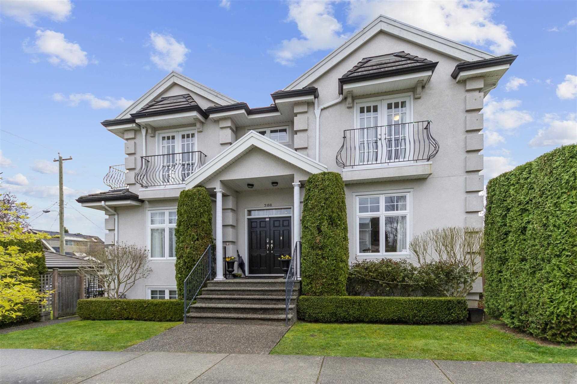 3188 VINE STREET - Kitsilano House/Single Family for sale, 8 Bedrooms (R2604999)