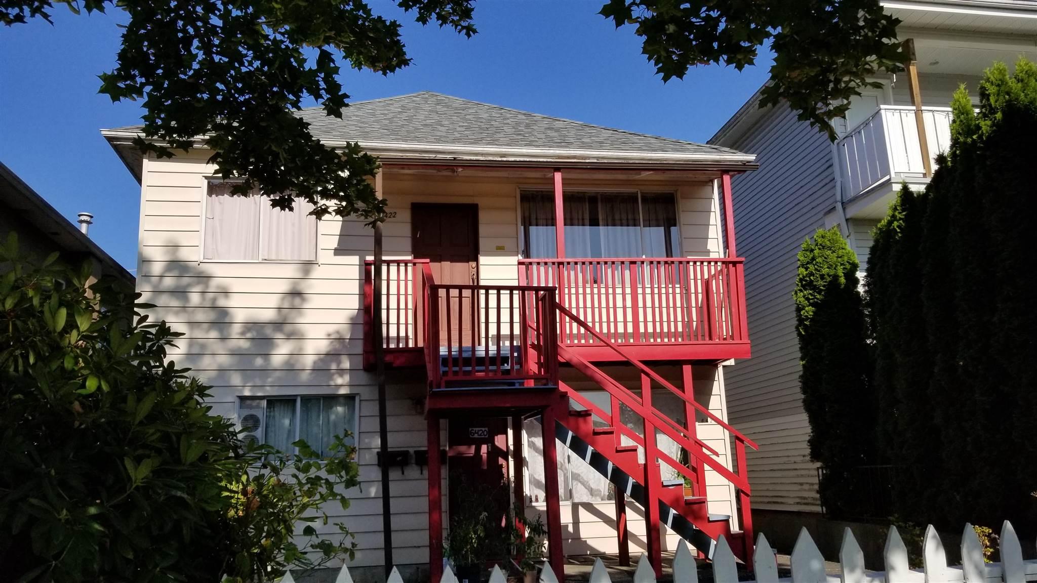 6420 6422 BEATRICE STREET - Killarney VE Duplex for sale, 6 Bedrooms (R2605002) - #1