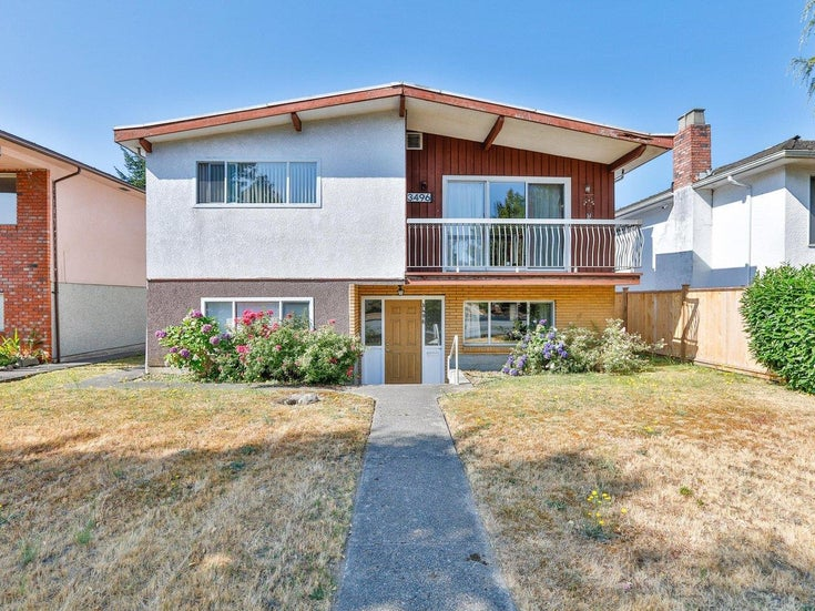 3496 E 49TH AVENUE - Killarney VE House/Single Family for sale, 4 Bedrooms (R2605005)