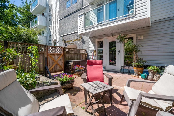 101 2983 CAMBRIDGE STREET - Glenwood PQ Apartment/Condo for sale, 2 Bedrooms (R2605021)