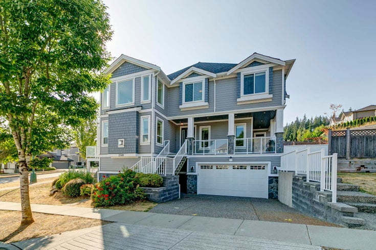 3509 GALLOWAY AVENUE - Burke Mountain House/Single Family for sale, 6 Bedrooms (R2605041)