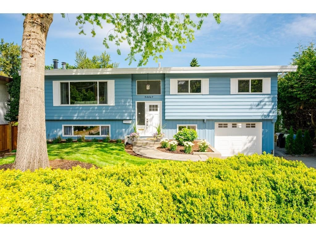 34467 IMMEL STREET - Abbotsford East House/Single Family for sale, 5 Bedrooms (R2605046) - #1