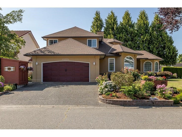 45554 WORTHINGTON PLACE - Sardis West Vedder Rd House/Single Family for sale, 4 Bedrooms (R2605051)