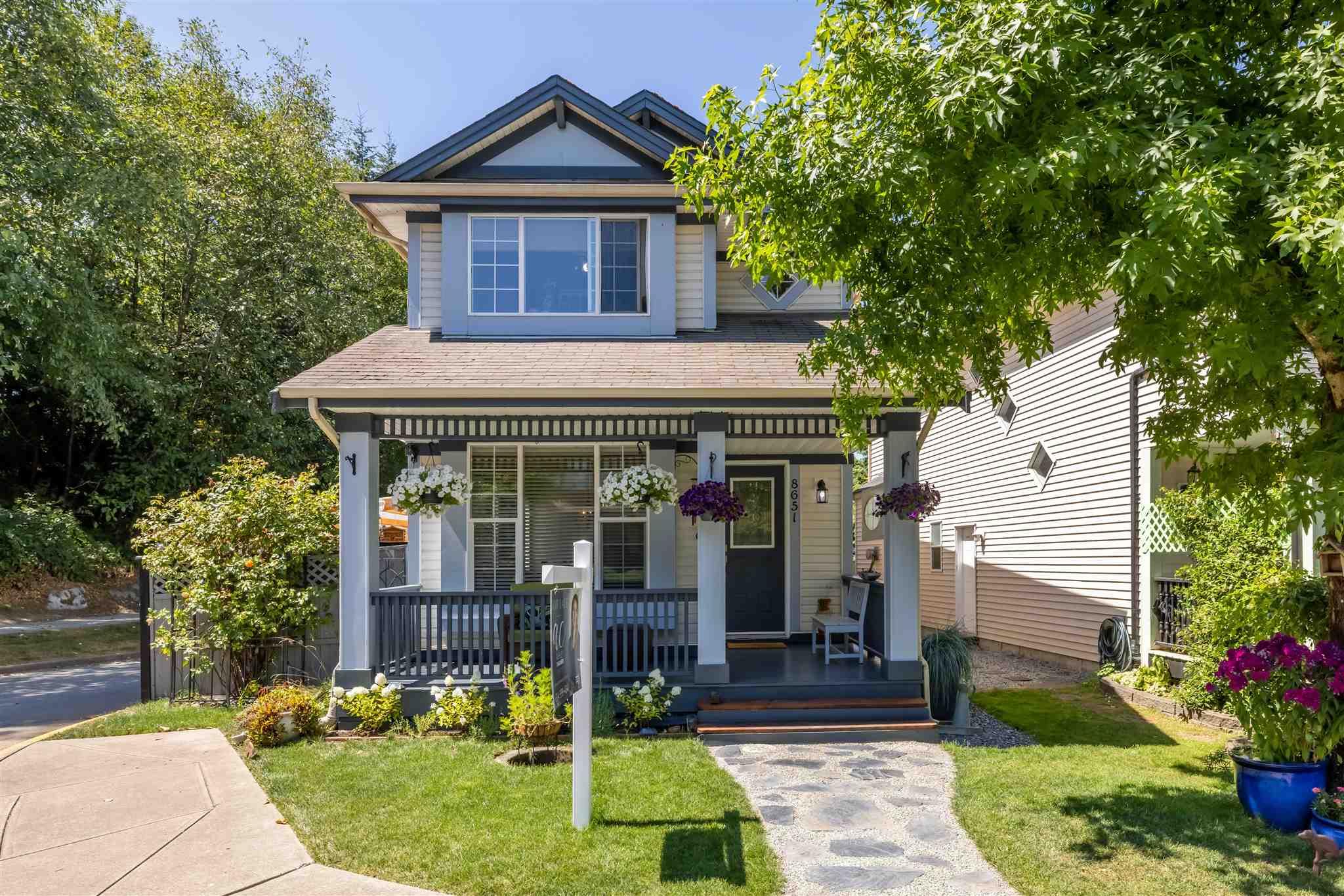 8651 206B STREET - Walnut Grove House/Single Family for sale, 3 Bedrooms (R2605052) - #1