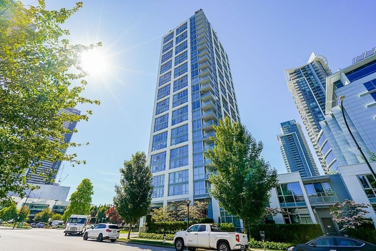 1102 4400 BUCHANAN STREET - Brentwood Park Apartment/Condo for sale, 2 Bedrooms (R2605054)