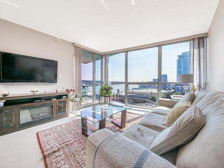 910 14 BEGBIE STREET - Quay Apartment/Condo for sale, 1 Bedroom (R2605059)