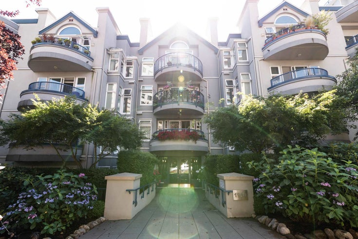 206 1924 COMOX STREET - West End VW Apartment/Condo for sale, 1 Bedroom (R2605070)