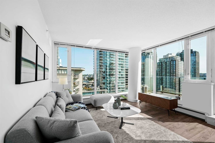 1109 1325 ROLSTON STREET - Downtown VW Apartment/Condo for sale, 2 Bedrooms (R2605082)