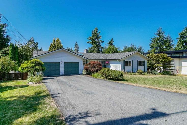 6479 CABELDU CRESCENT - Sunshine Hills Woods House/Single Family for sale, 4 Bedrooms (R2605090)