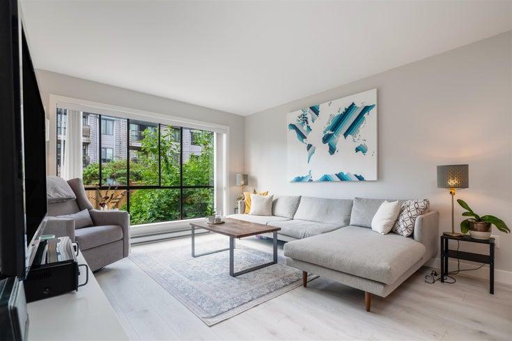 209 808 E 8TH AVENUE - Mount Pleasant VE Apartment/Condo for sale, 1 Bedroom (R2605098)