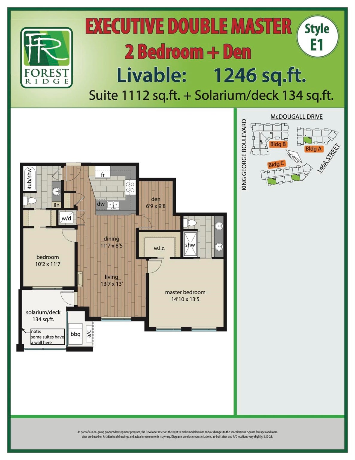 204 3585 146A STREET - King George Corridor Apartment/Condo for sale, 2 Bedrooms (R2605128)