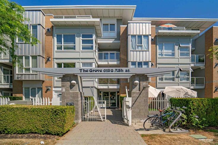 310 6198 ASH STREET - Oakridge VW Apartment/Condo for sale, 1 Bedroom (R2605153)
