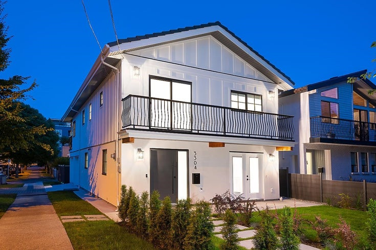 3304 CAROLINA STREET - Fraser VE House/Single Family for sale, 5 Bedrooms (R2605157)