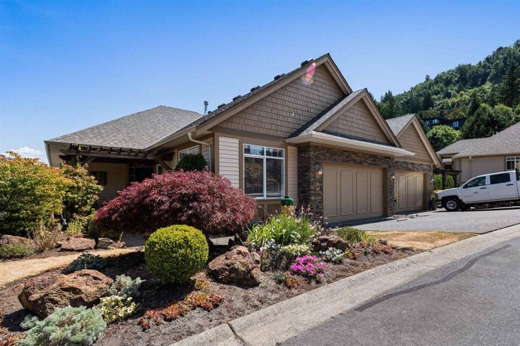 26 43777 CHILLIWACK MOUNTAIN ROAD - Chilliwack Mountain 1/2 Duplex for sale, 4 Bedrooms (R2605171)