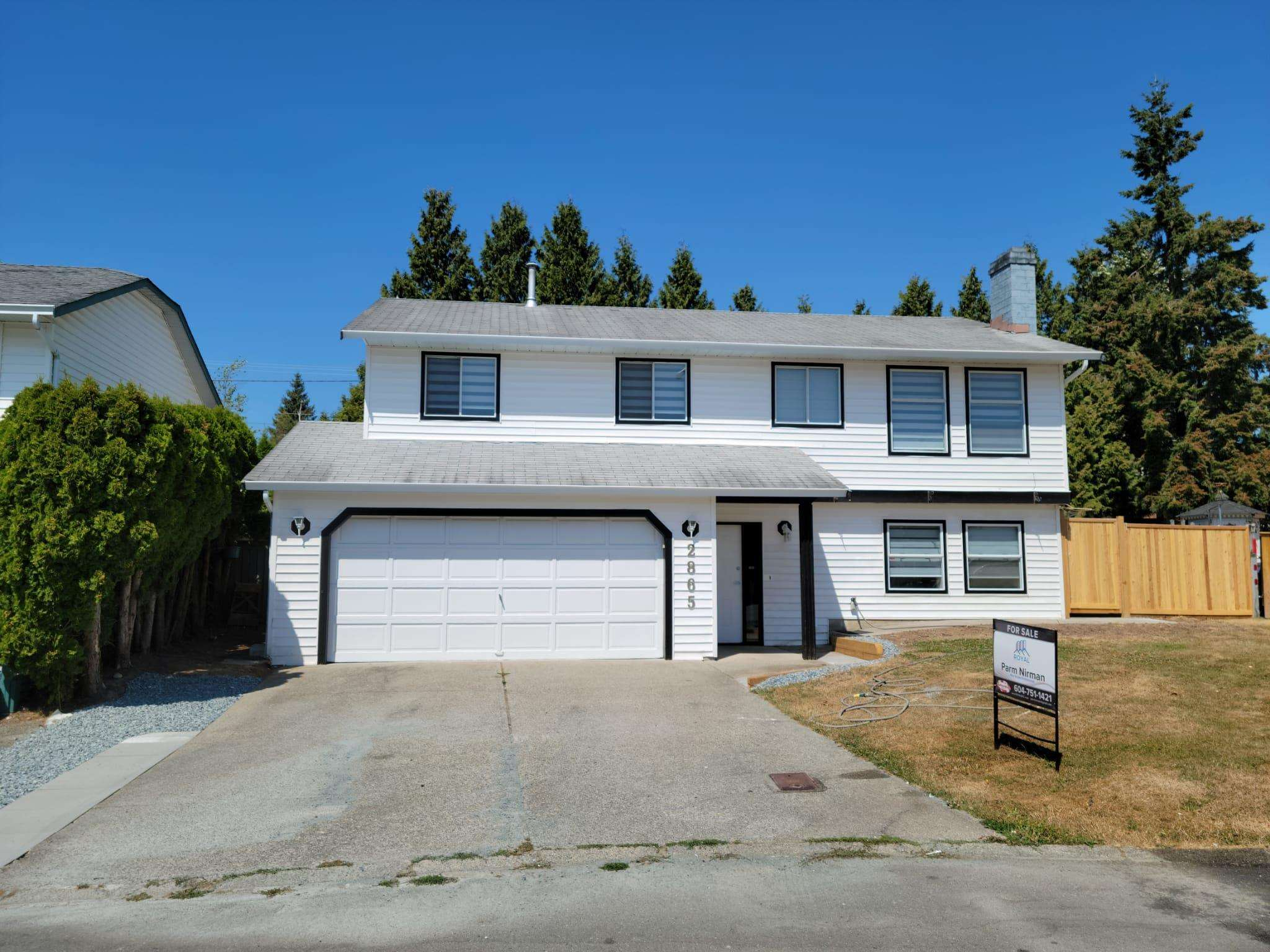 2865 GARDNER PLACE - Abbotsford West House/Single Family for sale, 5 Bedrooms (R2605175) - #1