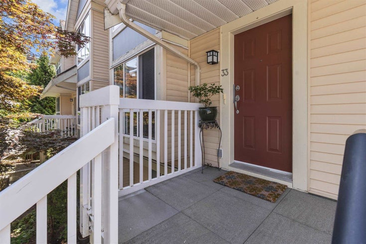 33 7128 STRIDE AVENUE - Edmonds BE Townhouse for sale, 2 Bedrooms (R2605179)