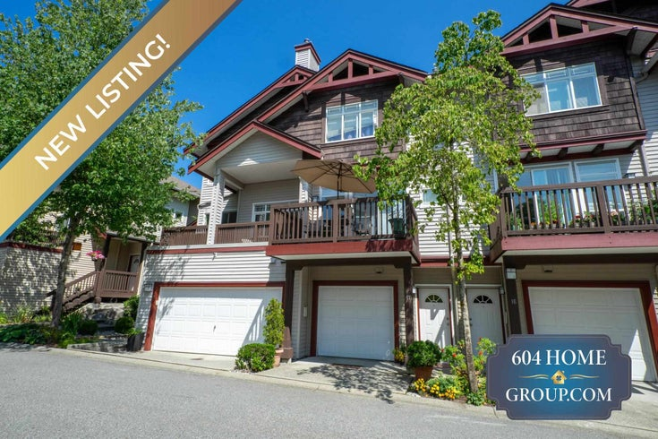 17 15 FOREST PARK WAY - Heritage Woods PM Townhouse for sale, 3 Bedrooms (R2605184)