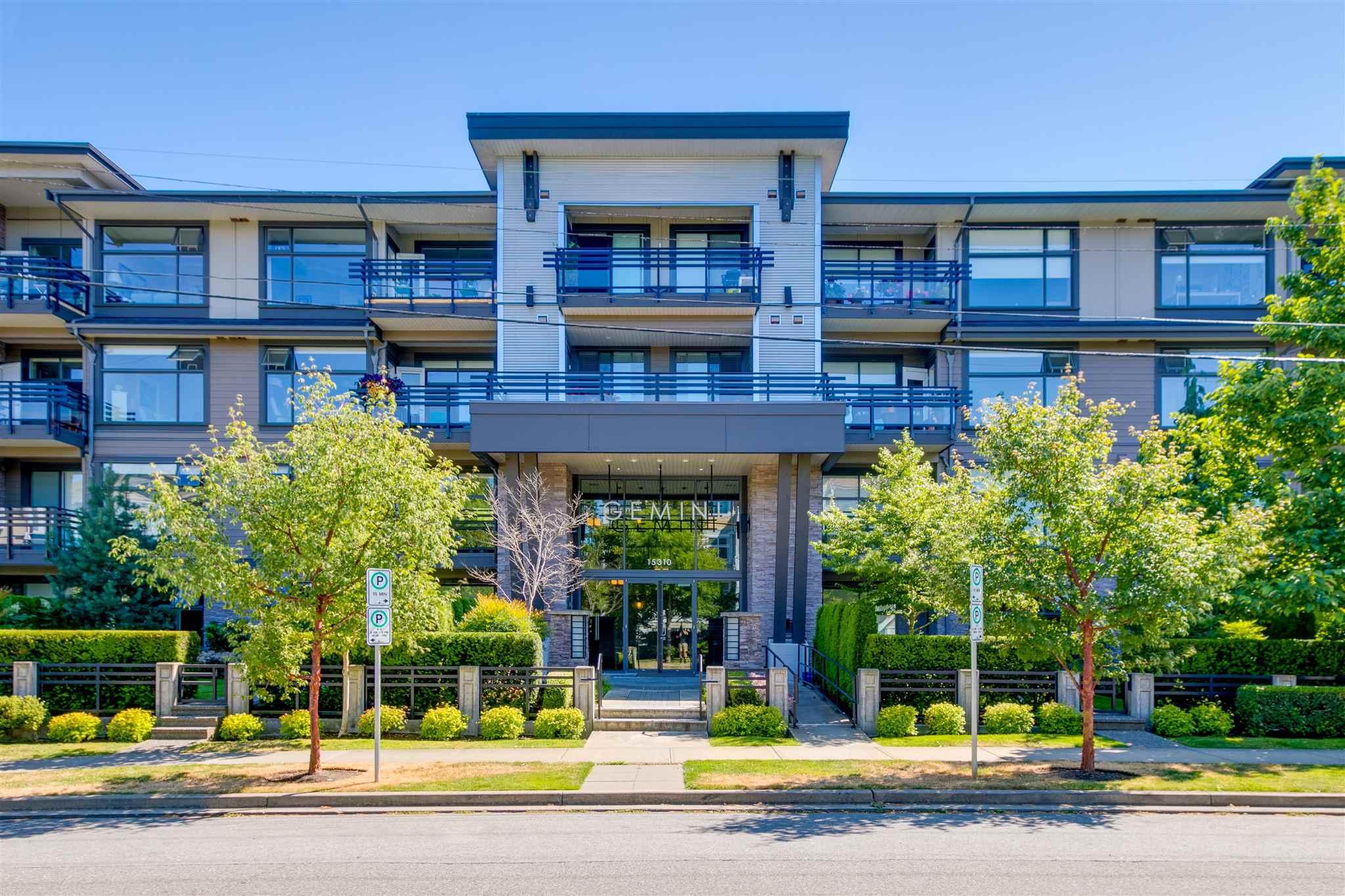 206 15310 17A AVENUE - King George Corridor Apartment/Condo for sale, 2 Bedrooms (R2605186)