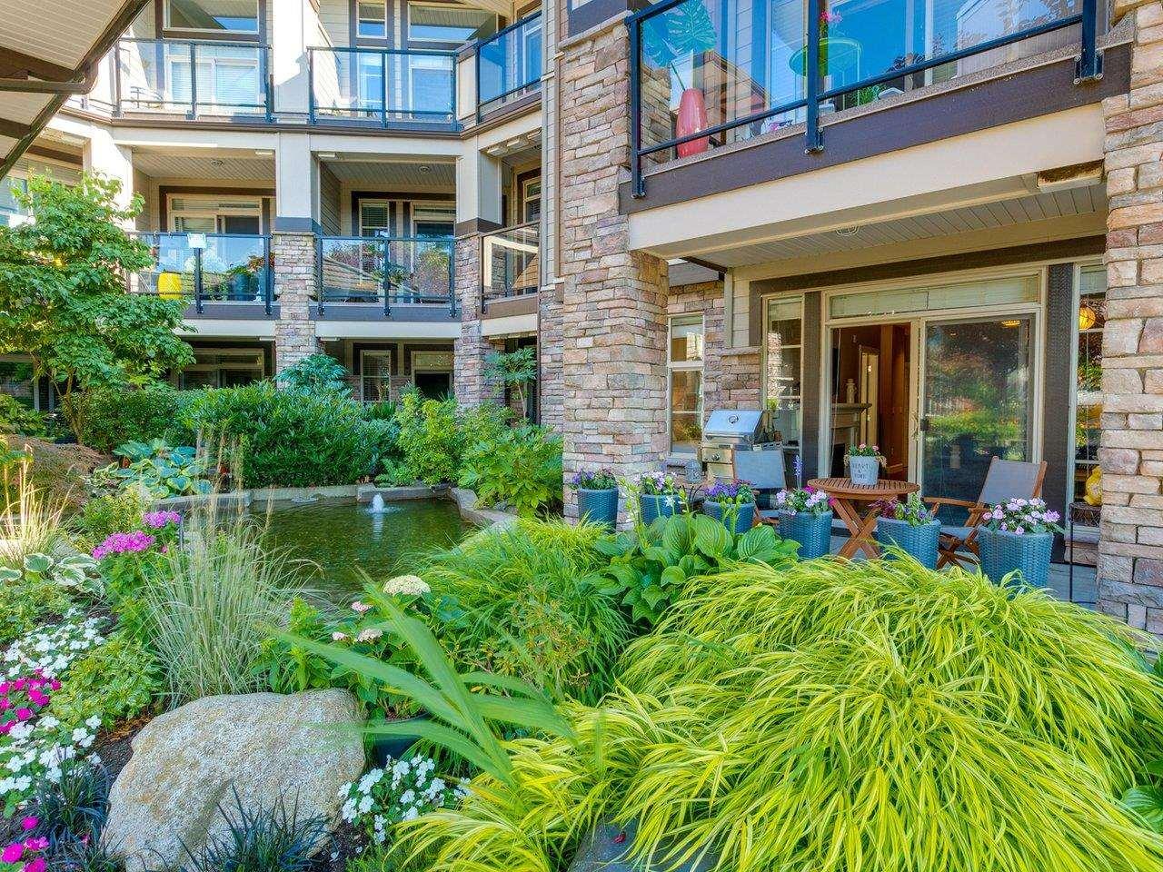 103 15195 36 AVENUE - Morgan Creek Apartment/Condo for sale, 1 Bedroom (R2605187)