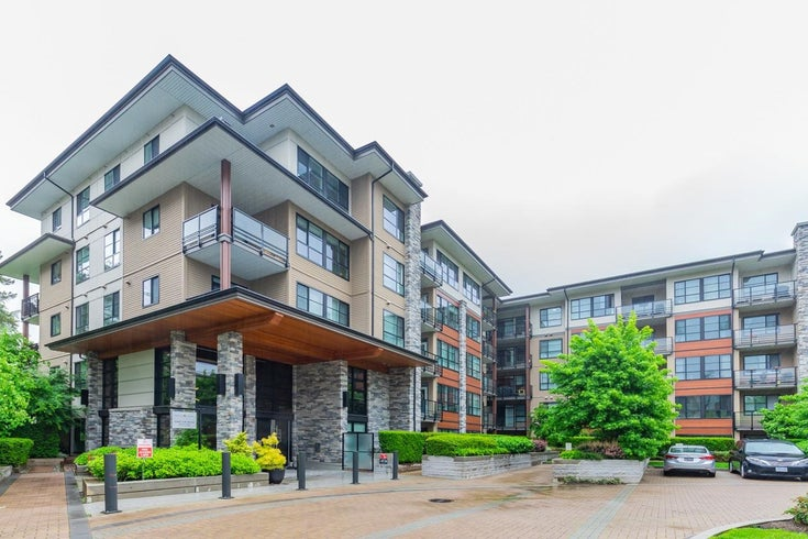 405 1152 WINDSOR MEWS - New Horizons Apartment/Condo for sale, 2 Bedrooms (R2605201)