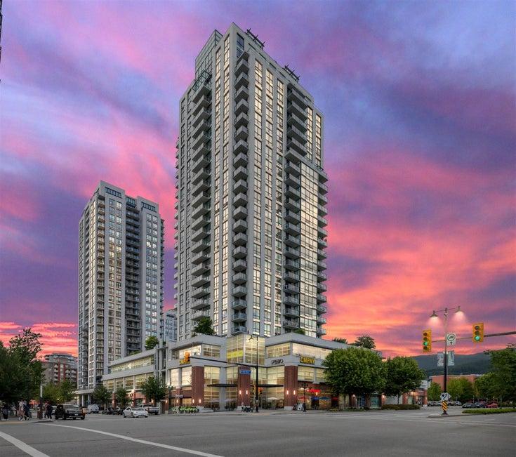 1508 3007 GLEN DRIVE - North Coquitlam Apartment/Condo for sale, 1 Bedroom (R2605212)