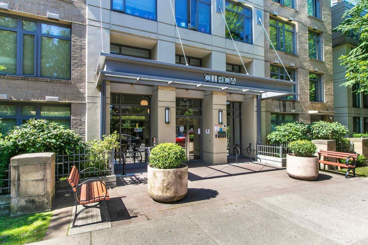 302 3660 VANNESS AVENUE - Collingwood VE Apartment/Condo for sale, 2 Bedrooms (R2605231)