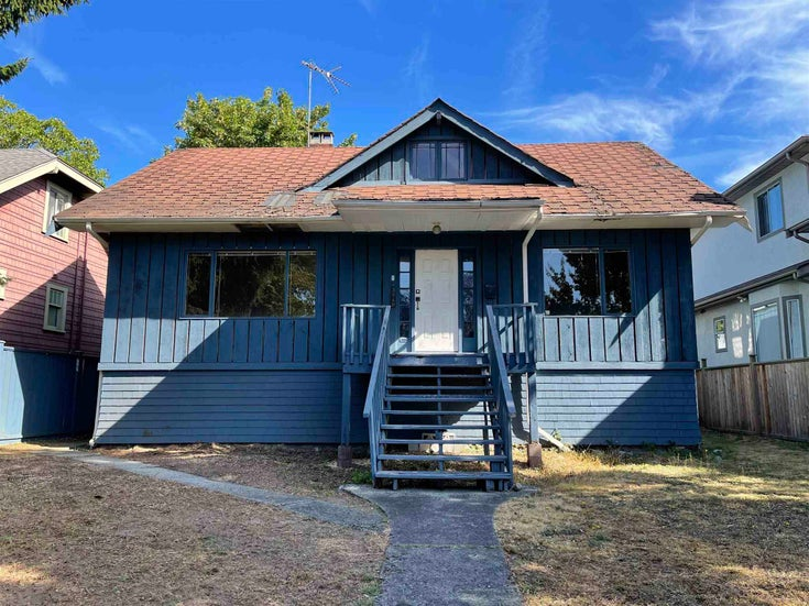 3349 W 37TH AVENUE - Dunbar House/Single Family for sale, 4 Bedrooms (R2605238)