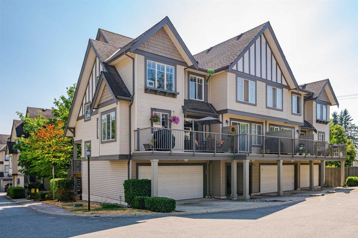 14 20038 70 AVENUE - Willoughby Heights Townhouse for sale, 4 Bedrooms (R2605281)