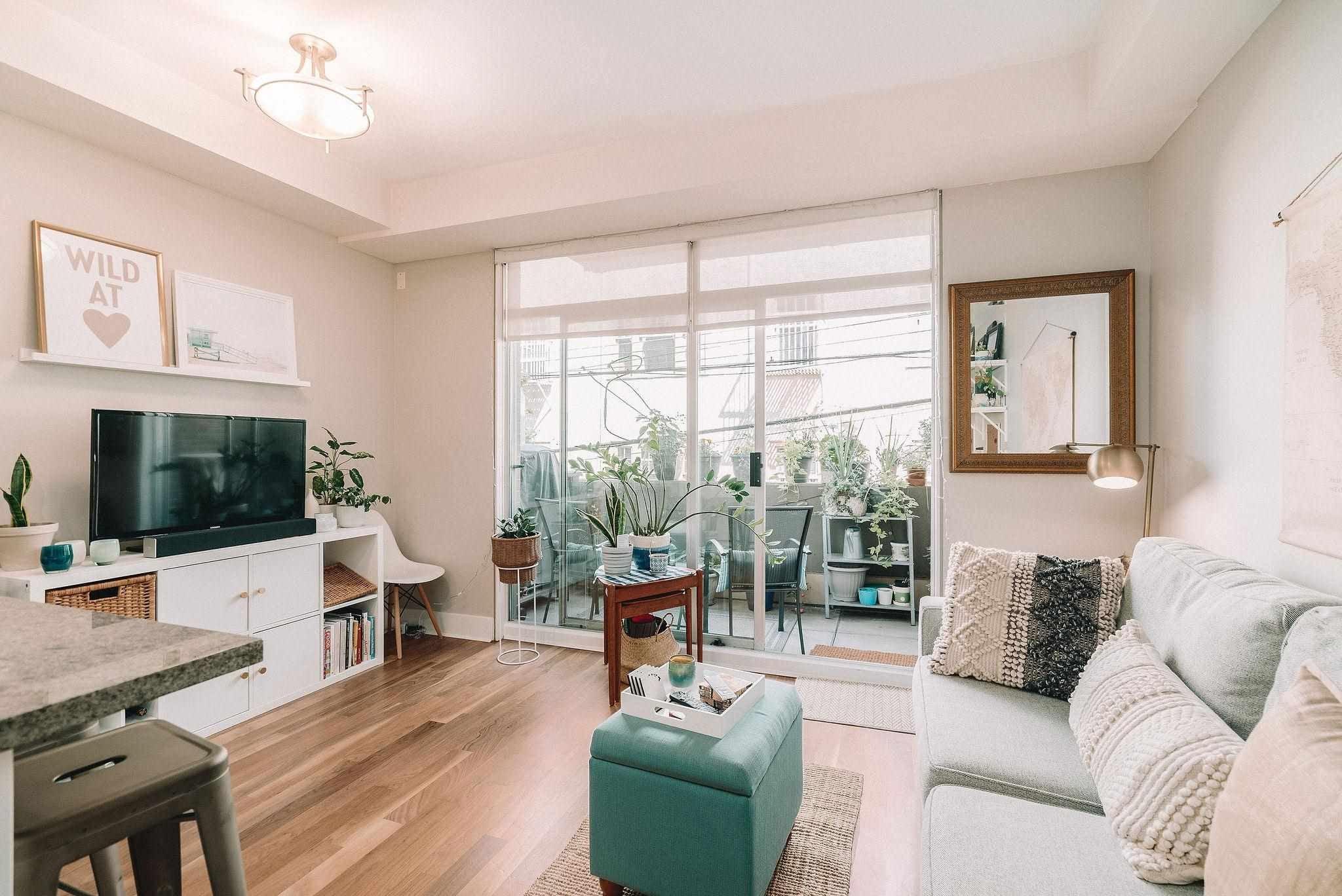 211 1477 W 15TH AVENUE - Fairview VW Apartment/Condo for sale, 1 Bedroom (R2605285)