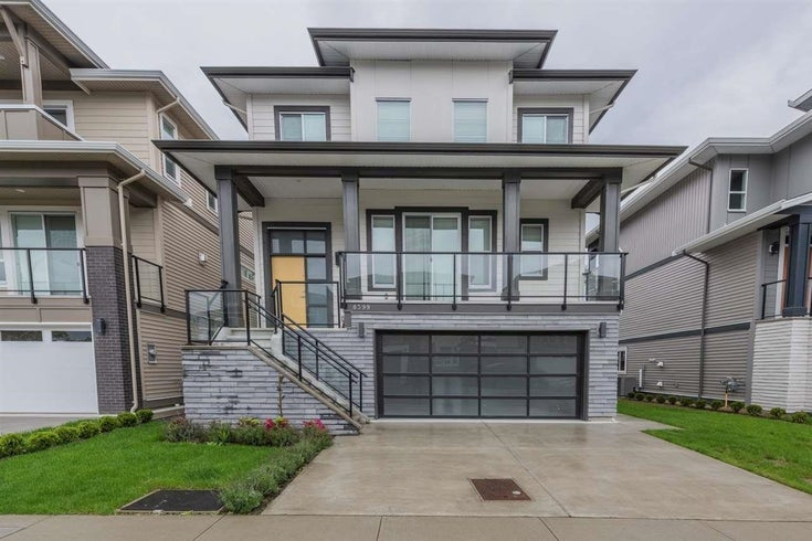8399 MIDTOWN WAY - Chilliwack W Young-Well House/Single Family for sale, 5 Bedrooms (R2605322)