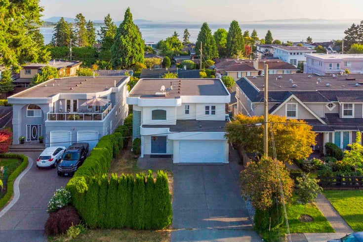 15394 SEMIAHMOO AVENUE - White Rock House/Single Family for sale, 6 Bedrooms (R2605337)