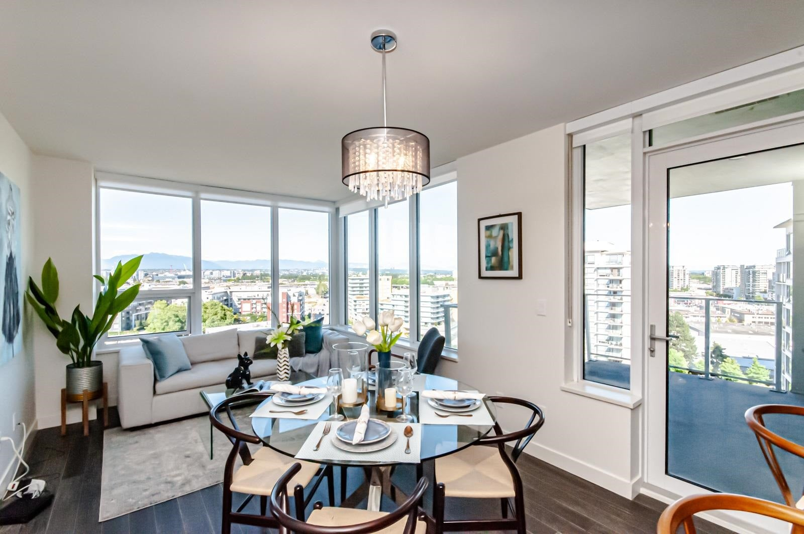 1610 7488 LANSDOWNE ROAD - Brighouse Apartment/Condo for sale, 2 Bedrooms (R2605340)