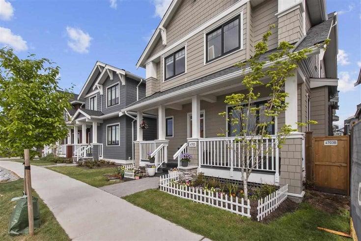 4703 HEMLOCK WAY - Tsawwassen North House/Single Family for sale, 4 Bedrooms (R2605348)