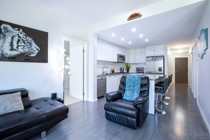 413 3263 PIERVIEW CRESCENT - South Marine Apartment/Condo for sale, 2 Bedrooms (R2605356)