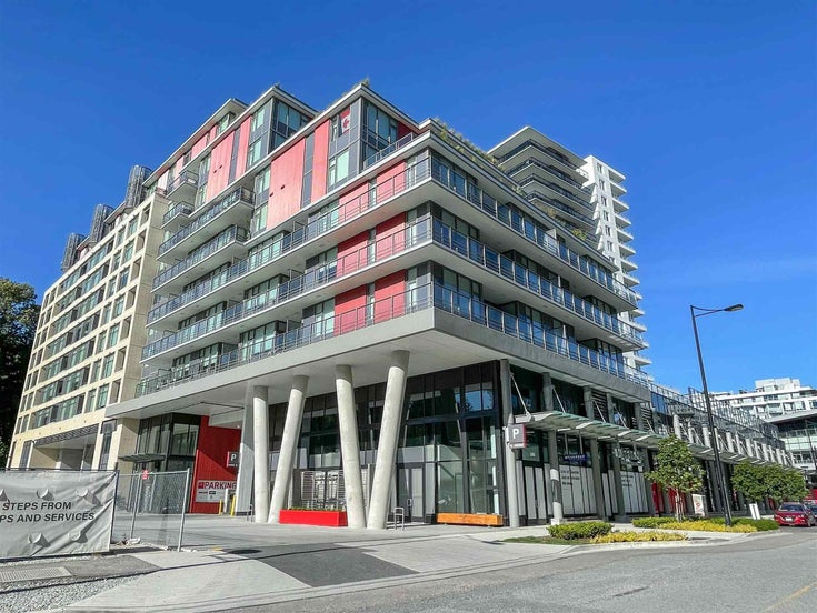 610 3451 SAWMILL CRESCENT - South Marine Apartment/Condo for sale, 2 Bedrooms (R2605357)