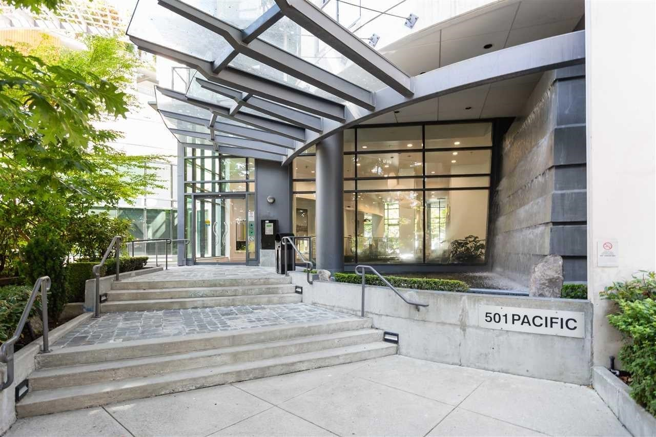 2201 501 PACIFIC STREET - Downtown VW Apartment/Condo for sale(R2605380) - #1