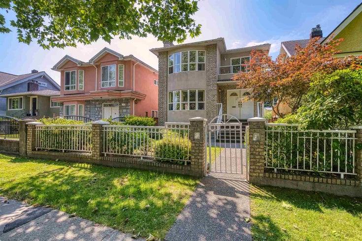 2822 KITCHENER STREET - Renfrew VE House/Single Family for sale, 6 Bedrooms (R2605382)
