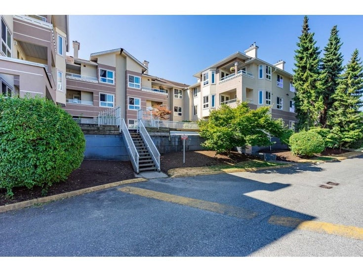 301 19721 64 AVENUE - Willoughby Heights Apartment/Condo for sale, 2 Bedrooms (R2605383)