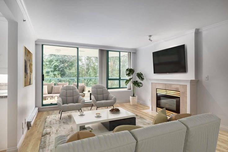 4A 338 TAYLOR WAY - Park Royal Apartment/Condo for sale, 2 Bedrooms (R2605384)