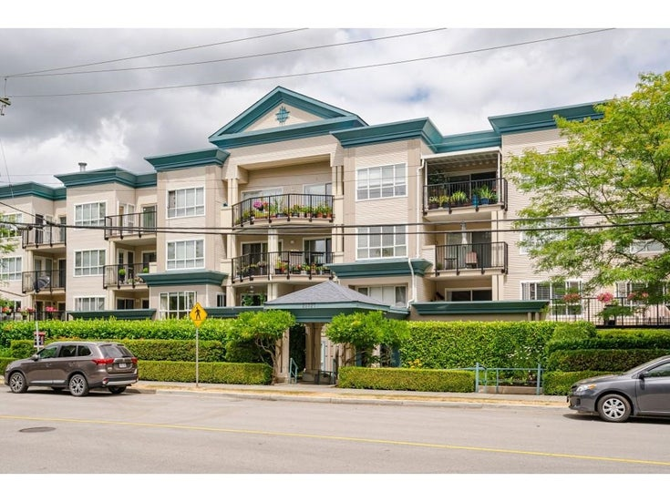105 20727 DOUGLAS CRESCENT - Langley City Apartment/Condo for sale, 2 Bedrooms (R2605390)