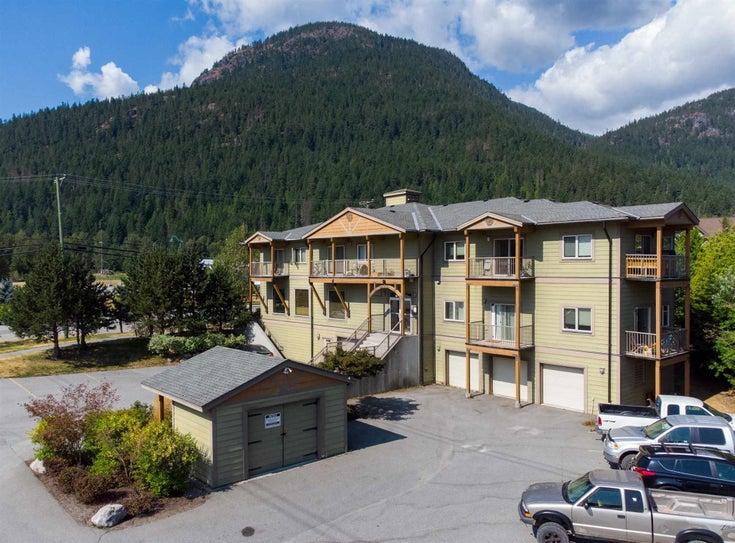 202 1411 PORTAGE ROAD - Pemberton Apartment/Condo for sale, 2 Bedrooms (R2605407)