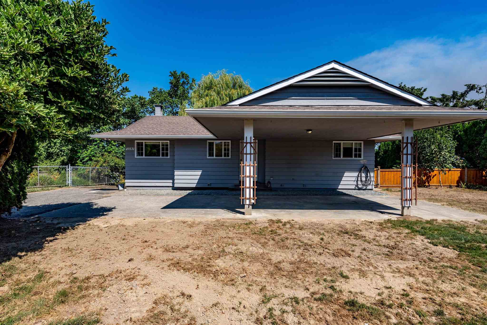 49331 YALE ROAD - East Chilliwack House/Single Family for sale, 4 Bedrooms (R2605420) - #1