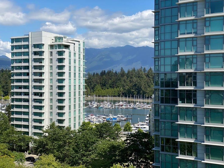 1107 1723 ALBERNI STREET - West End VW Apartment/Condo for sale, 2 Bedrooms (R2605428)