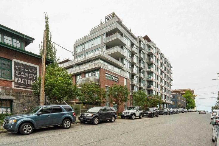 716 250 E 6TH AVENUE - Mount Pleasant VE Apartment/Condo for sale, 2 Bedrooms (R2605433)