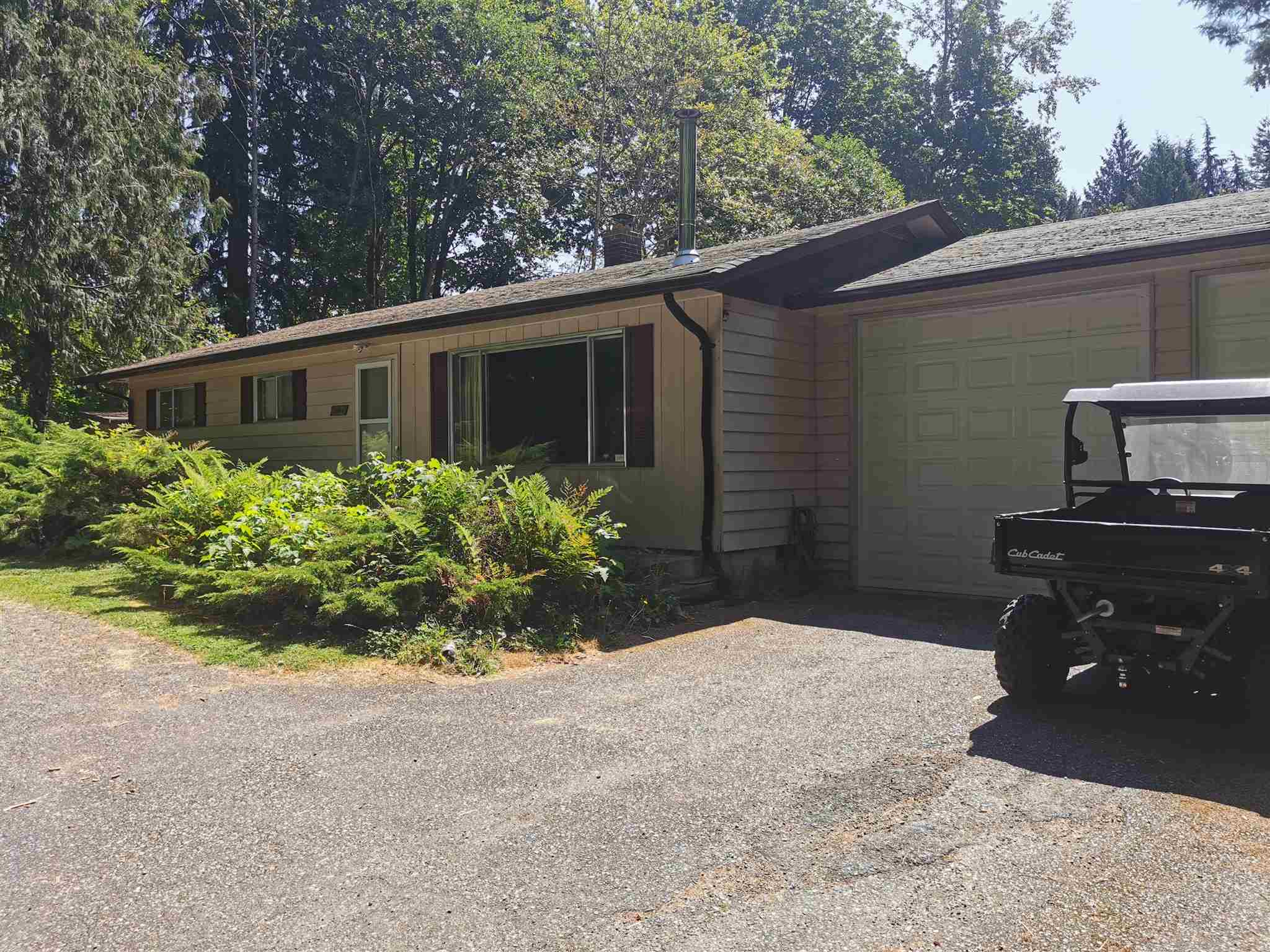 36864 DAWSON ROAD - Abbotsford East House with Acreage for sale, 3 Bedrooms (R2605444) - #1
