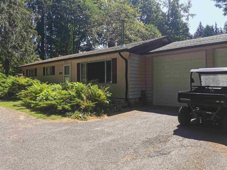 36864 DAWSON ROAD - Abbotsford East House with Acreage for sale, 3 Bedrooms (R2605444)