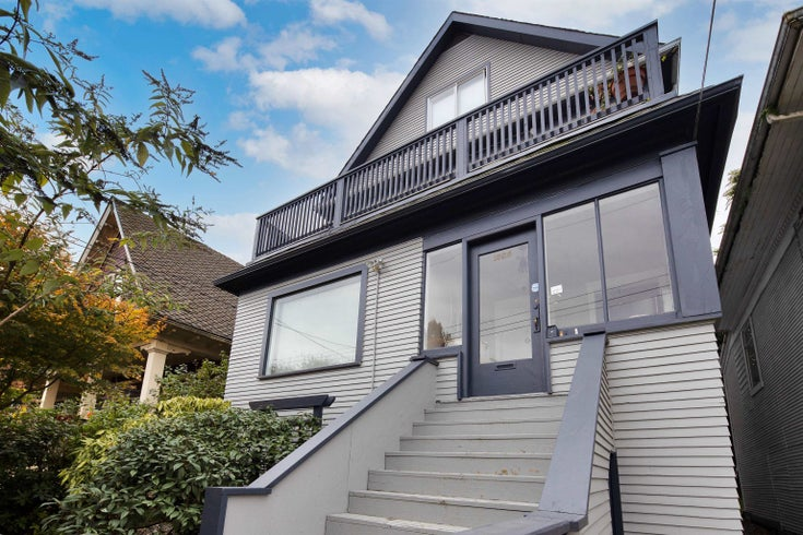 1926 FERNDALE STREET - Hastings House/Single Family for sale, 7 Bedrooms (R2605466)