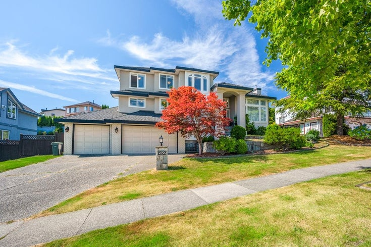 1522 PARKWAY BOULEVARD - Westwood Plateau House/Single Family for sale, 6 Bedrooms (R2605469)