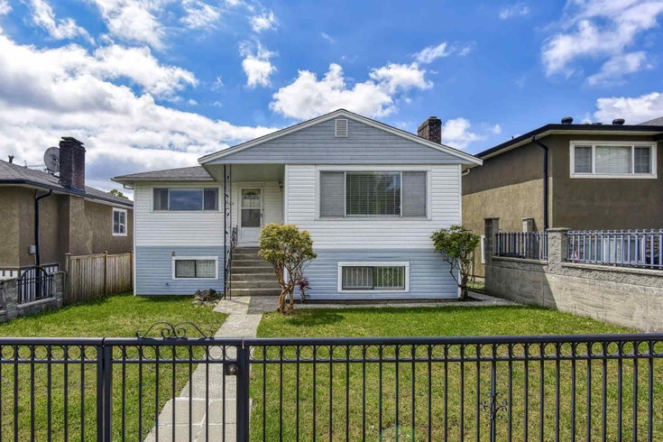 3422 TANNER STREET - Collingwood VE House/Single Family for sale, 6 Bedrooms (R2605474)
