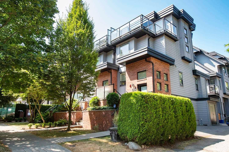 3337 WINDSOR STREET - Fraser VE Townhouse for sale, 3 Bedrooms (R2605481) - #1